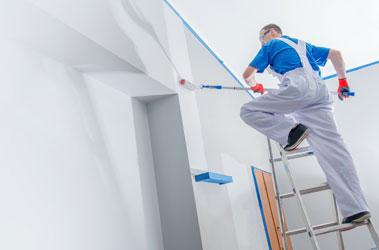 Peinture intérieure : rénovation des murs, plafonds, escaliers, parties communes…